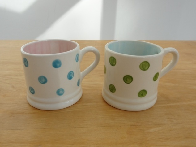 A Pair of Mugs
