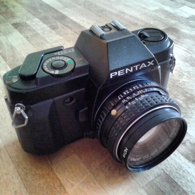 Pentax P30n 1