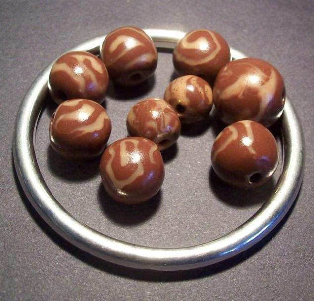 Chocolate Beads