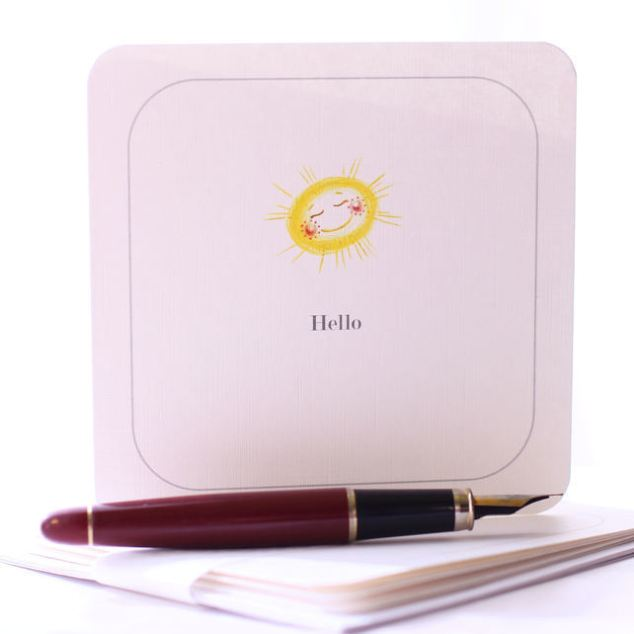 Hello Sunshine Cards