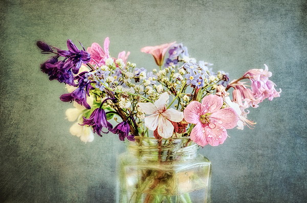 May 8th - Flowers