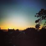 21st June - Sunset