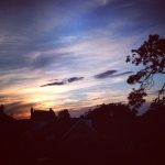 6th June - Sunset