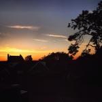 7th June - Sunset
