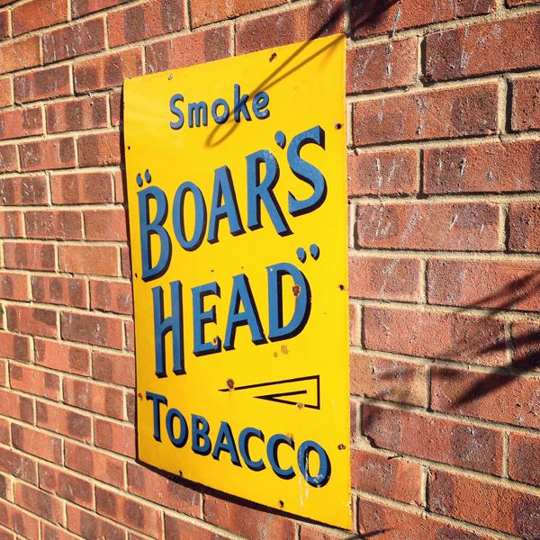 5 - Boar's Head