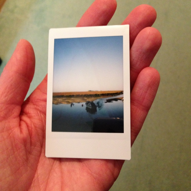 27th - Instax Mini