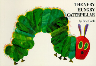 1 The Very Hungry Caterpillar