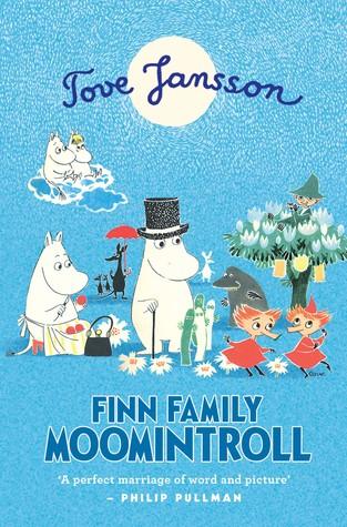 14 Finn Family Moomintroll