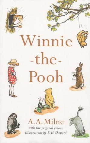 17 Winnie the Pooh