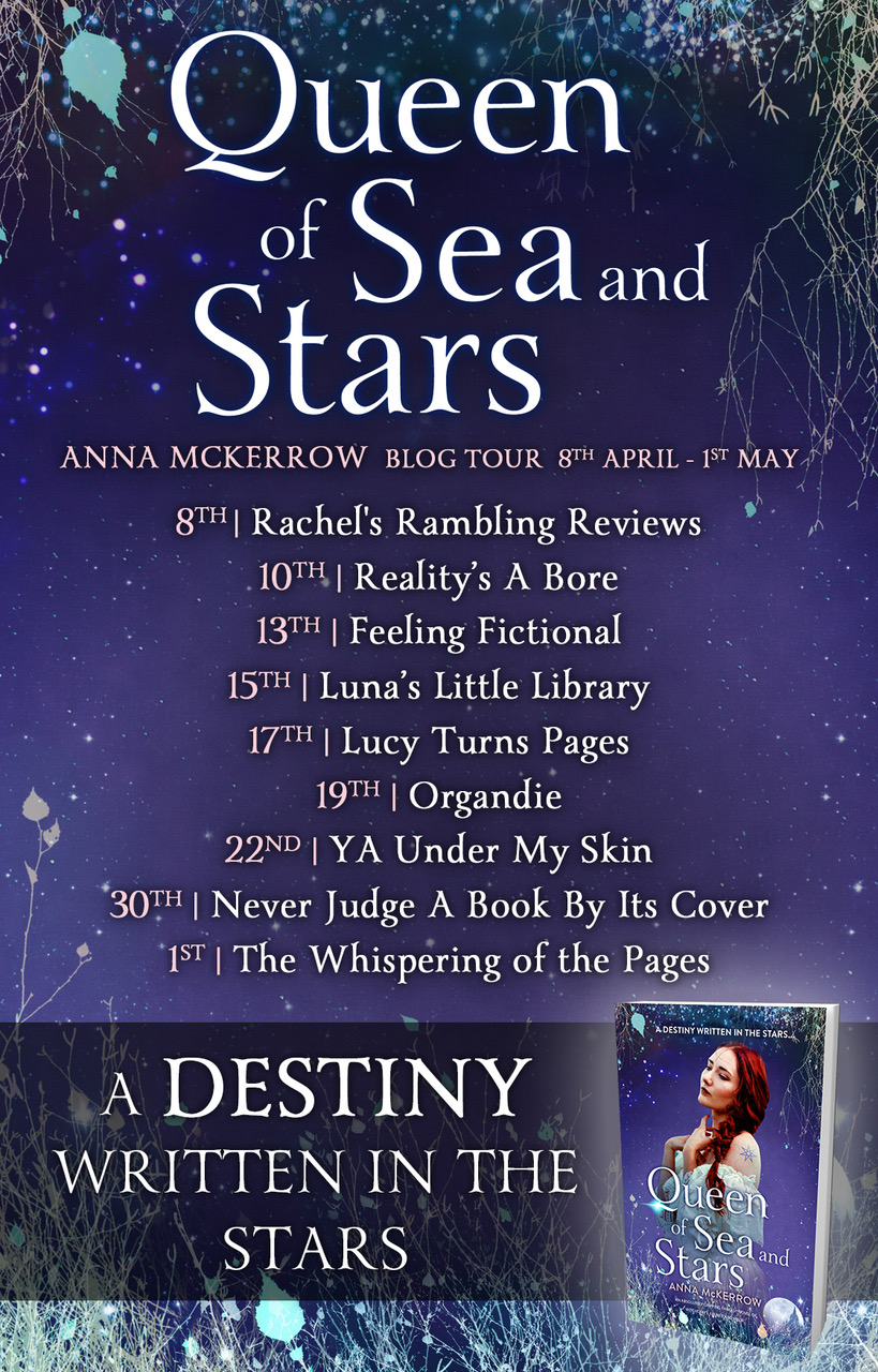 Blog Tour - Queen of Sea and Stars
